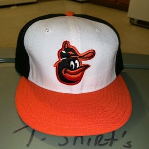 New Era Baltimore Orioles Fitted Hat